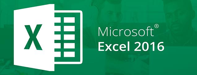 Catalog Slider – Slide 2: Excel 2016