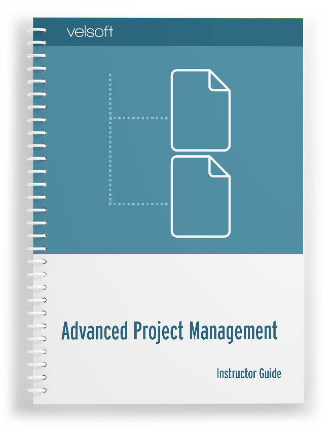 Courseware Slider – Advanced Project Management
