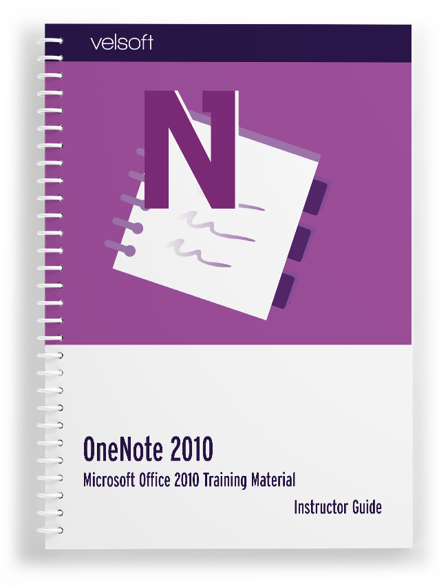 Customizable OneNote 2010 Training Materials  Download A