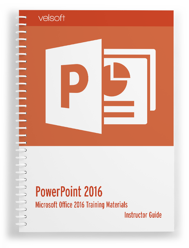 customizable powerpoint 2016 training materials download a free sample