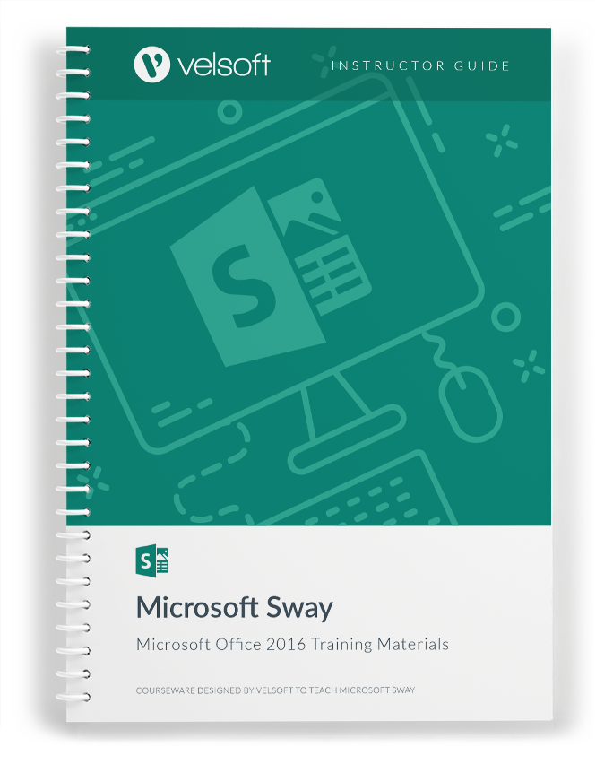 Microsoft Sway Training Materials  Download A Free Sample