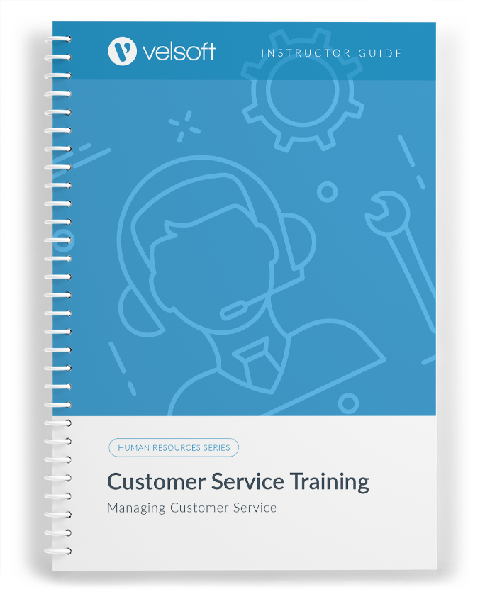 Customer Service Courseware