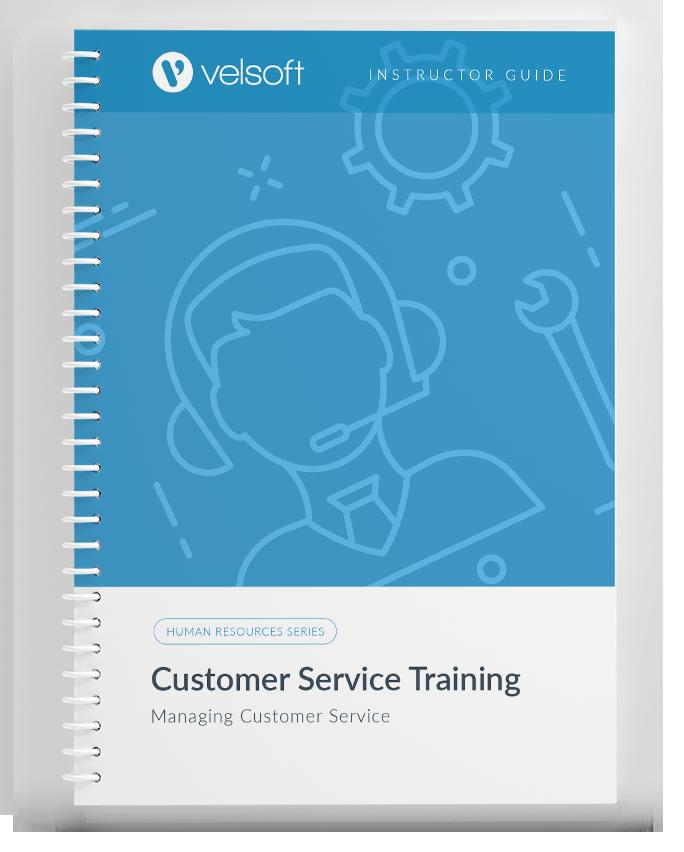 Customer Service Courseware